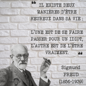 Citation Sigmund Freud