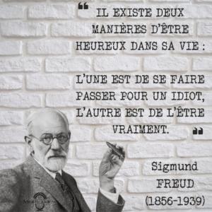 Citation Sigmund Freud