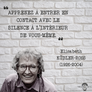 Citation Elisabeth Kübler-Ross