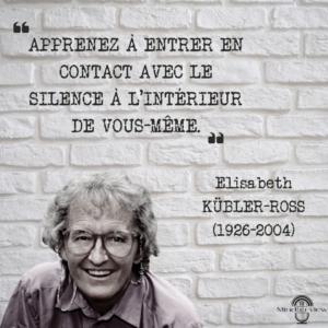 Citation Elisabeth Kübler-Ross